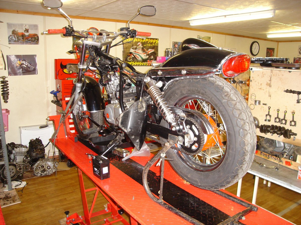 How to Get Motorcycle Repair Training pics